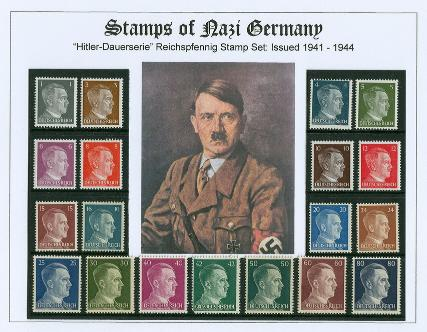Stamps From World War 1